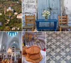 Arethoussa village, Ikaria