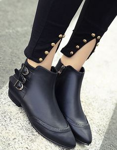 Hot Sale All-matching Suede Inside Boots(sizes:35-40)_Boots_WHOLESALE SHOES_Wholesale clothing, Wholesale Clothes Online From China