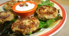 These black-eyed pea corn cakes are vegetarian and loaded with fiber. A delicious way to sneak more legumes into your diet!