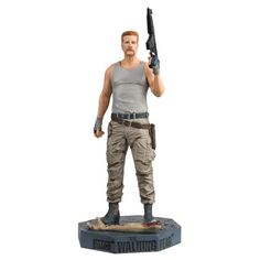 Everyone on The Walking Dead has to fight to survive, but the oddly philosophical Abraham Ford seems to be one of the few who genuinely enjoys it on occasion. T