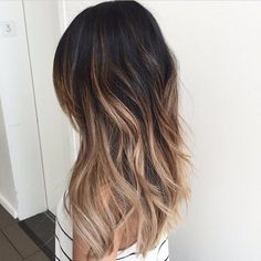 hair goals - Looking for Hair Extensions to refresh your hair look instantly? KINGHAIR® only focus on premium quality remy clip in hair. Visit - - for more details Onbre Hair, Hair Day, Hair Color And Cut, Balayage Hair, Blonde Balayage On Brown Hair, Sombre Hair Brunette, Brown Balyage, Ombré Blond, Baylage