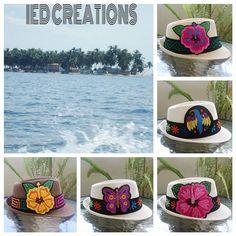 Llegó el verano para lucir sombreros con molas. Diseños únicos y exclusivos que solo encontrarás en @ied_creations para pedidos y consultas a iedyi28@gmail.com o direct #molas #mola #panamatrendy #panamacity #panama #handmade #hechoamano #sombreros #hats #fedorahat #fedoras #verano #moda #style #fashion #diseñopanameño #artepanama #outfit #summer #estilo #ventaspanama #designs #diseños #madeinpanama #molaspanama #trendy #textilart #damas #handcraft #colorful
