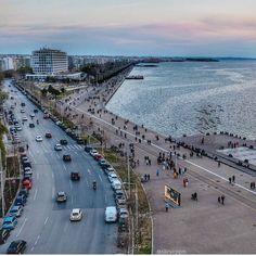 Thessaloniki, Great Shots, Athens, Gate, Greece, Sea, Explore, Instagram, Travel Photography