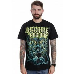 We Came As Romans - Whisper In The Dark - T-Shirt - Boys - Impericon.com Europe