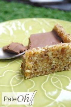 PaléOh! » Tarte au chocolat et à la noix de coco