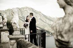 wedding ravello amalfi coast villa cimbrone