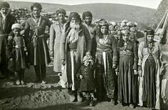 ezidi kurds, 1912, Jerevan  A. Loris-Kalantar