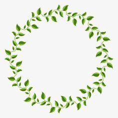 緑の葉の丸飾り, オリーブの飾り, 緑の葉ベクトル, 葉丸ベクトルPNGとベクター
