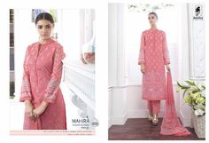 Sahiba Mahira Beautiful Embroidery Front and Back  Pure heavy Cotton  Chiffon Dupatta  ₹ 2250/- Order Now @+918898889404 #designersuits #cottonsuits #embroidered #elegant #orderonline #alankritaweboutique