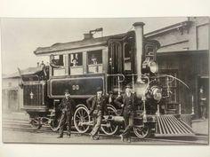 Railroad inspector engine 1878