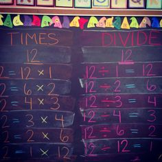 The Waldorf School of Philadelphia First grade math class.