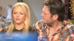 Take a look back at the country duo's relationship -- from courtship to marriage. From PEOPLE.com
