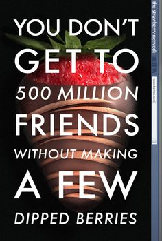 The Strawberry Network Berry | Shari's Berries at the Movies | Funny movie poster spoofs