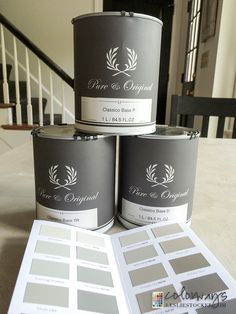 Pure & Original Paint from The Netherlands. Classico Chalk Paint | Colorways with Leslie Stocker