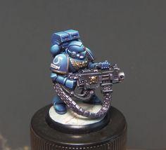 Ultramarine Heavy Bolter