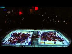 Montreal Canadiens Pre-Game Intro Game 3 vs Lightning - I thought Halifax's intro was better. Nhl, Nba Playoffs, Montreal Canadiens, Frozen Pond, The Sporting Life, Red Light District, Tampa Bay Lightning, Of Montreal, Game 3