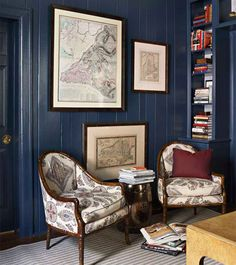 Best Of The Blues | House & Home Designed by Lindsay Coral Harper, HB February 2012