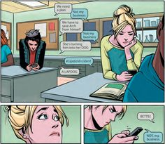 Archie + Betty + Veronica Isn't a Love Triangle Anymore. It's a Hate Triangle.