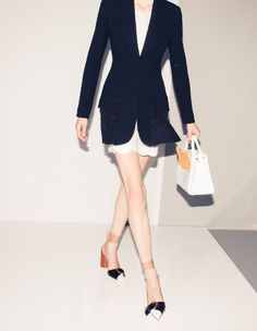 Inside the Dior Spring 2016 Runway Show http://www.thecoveteur.com/dior-spring-2016/
