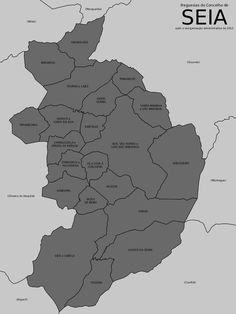Freguesias do concelho de Seia