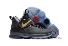 outlet store be9c3 9b933 Nike LeBron 14 SBR Grey Cement Lastest