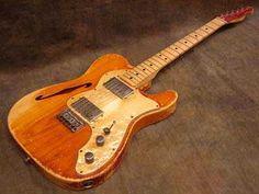Fender thinline telecaster