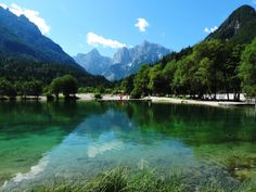 Triglav is Slovenia's amazing gem. Its only national park. Even a one day drive is enough to get a taste of its beauty!