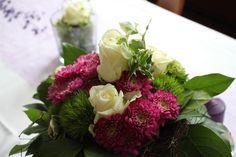 """Schöner kann man nicht Danke sagen. Mit einem Strauß von Blumenstängel  Made by """"Blumenstängel by Susanne Mangold"""""""
