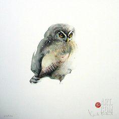 Sperlingskauz Limited Edition by Karl Martens at Art.