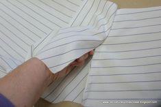 técnica de costura para camisas Diy Clothes, Sewing, Pattern, How To Make, Mens Tops, Shirts, Women, Album, Long Sleeve