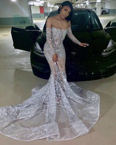 silver prom dress black girl with date \ silver prom dress black girl ; silver prom dress black girl with date ; silver prom dress black girl plus size Black Girl Prom Dresses, Grey Prom Dress, Senior Prom Dresses, Pretty Prom Dresses, Prom Outfits, Mermaid Prom Dresses, Girls Dresses, Party Dresses, Silver Prom Dresses