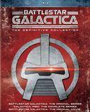 Battlestar Galactica: The Definitive Collection [18 Discs] [Blu-ray]