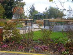 Demelza's calming Memorial Garden