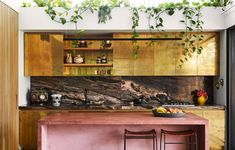 The Design Files: A peek inside the Kip and Co founder's home Interior Design Blogs, Interior Inspiration, Room Inspiration, Interior Decorating, Design Inspiration, Bright Kitchens, Home Kitchens, Tyni House, The Design Files