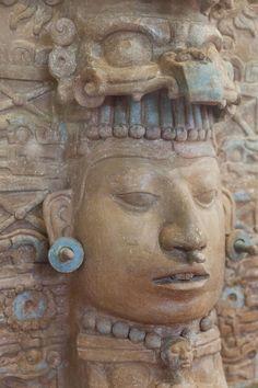 Palenki Mexican Chiapas Maya Ruins