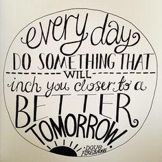 Words of wisdom... xx Instagram photo from @Kate Mazur Penberthy