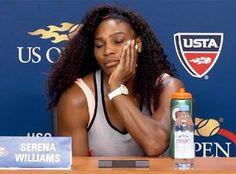 Blog Esportivo do Suíço:  Técnico diz que Serena está depressiva e tem mesma lesão no joelho que Nadal