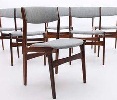 Nova møbler furniture danish design chair rosewood dk denmark
