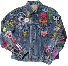 Patches x Denim