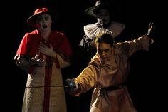 BUBOES - Quasimondo Milwaukee Physical Theatre