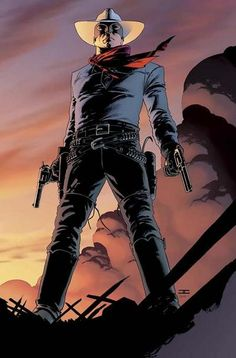 The Lone Ranger by John Cassaday *