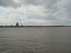 Own Picture - view from Liverpool docks