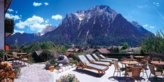germany; bayern; mittenwald; alps; mountains