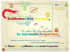 """MIGo, nova bildokarto pri """"KIU-frazo"""" + AKUZATIVO, per brazila popoldiraĵo: """"SalikokoN KIU dormas, la marondo forportas."""" #migo #esperanto #akuzativo #brazila #popoldiraĵo #salikoko #rilatavorto #korelativo #kiu #bildokarto https://www.pinterest.com/fredericosalmi/migo-esperanto/ - Dankon Luna M Silva, Ferdinand Cesarano kaj Paŭlo Sergio Viana :)"""