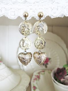 Change of Heart Earrings