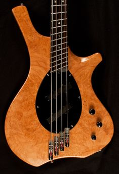 Wes Lambe Custom RS Bass Guitar