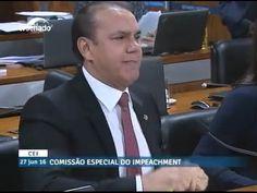 Ataídes Oliveira chama de FALSO MENTIROSO na cara de testemunha de defes...