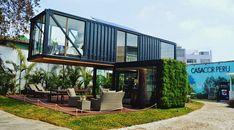 #containerhouse #containerhome #container #casa #casacontainer #sustentabilidade…