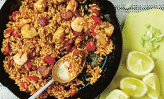 thepool http://www.the-pool.com/food-home/recipes/2017/15/prawn-and-chicken-jambalaya