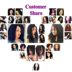 ALI JULIA 20 22 24 26 Inch Brazilian Virgin Curly Hair 4 Bundles 7A 100% Unprocessed Human Hair Weft Extensions Natural Color 95-100g/pc